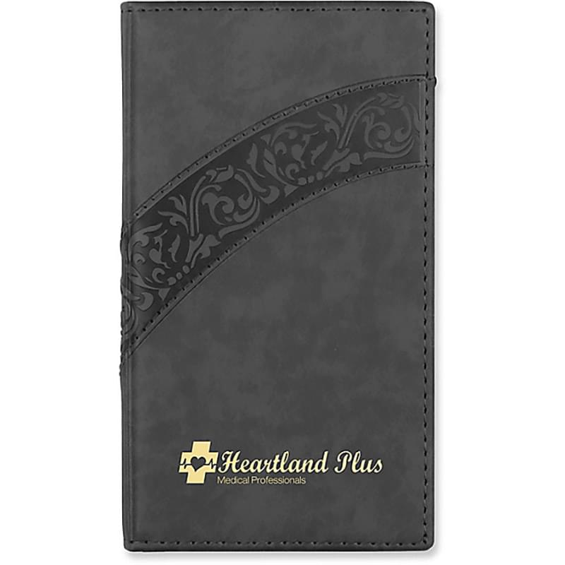 Duo Villa Padfolio w/Post-it® Notes