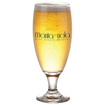 16 Oz. Footed Pilsner Glass