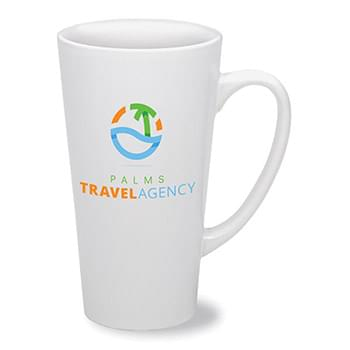 16 Oz. HDI™ Cafe White Mug