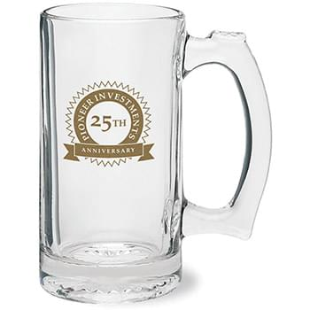12.5 Oz. Thumbprint Stein Mug