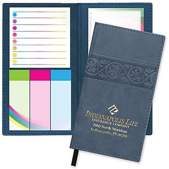 Duo Essence Padfolio w/Post-it® Notes
