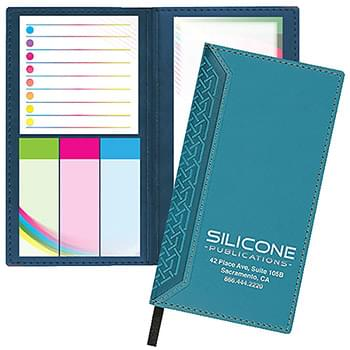 Duo Ely Padfolio w/Post-it® Notes